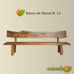 Banca de macuil B-14
