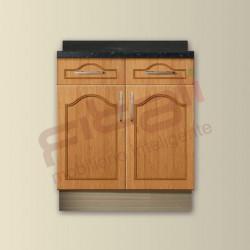 Gabinete madera listonada G272